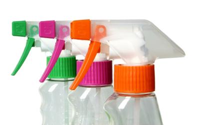 Homemade Herbal Antibacterial Spray