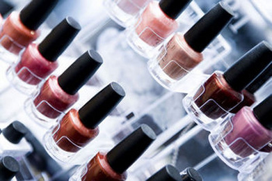 Nail Polish Risk: Harming Unborn Boys