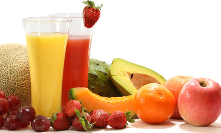 Eight Steps to Juice Therapy