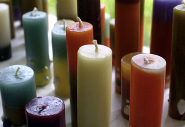 How to Make Safe Candles Yourself