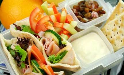 Reader to Reader:  Your Great School Lunch Recipes!