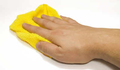How to Make a Light and Lemony Dusting Cloth