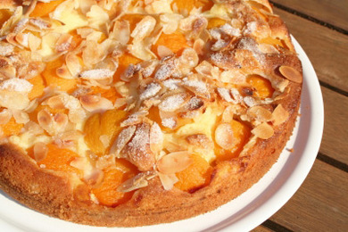 Apricot almond cake recipes