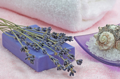 Calming Aromatherapy Spray Formula
