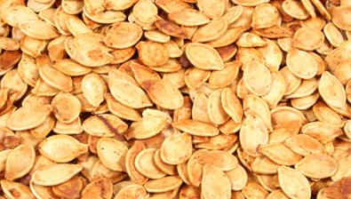 Tasty, Healthful Pumpkin Seed Recipe