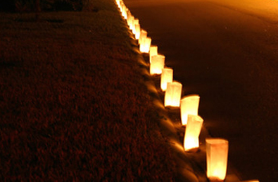 Light Up the Night With Luminaria