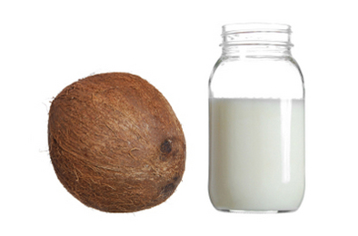 Coconut Oil for Dry, Damaged Hair