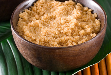 Peach & Brown Sugar Body Scrub