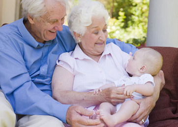 Have a Safe Grandparent's Day