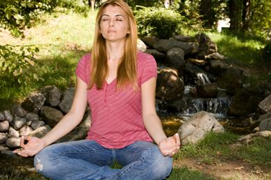 Affirmation on Meditation