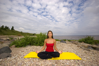 Exercise with a Mantra