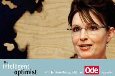 Feminine Politics and Palin