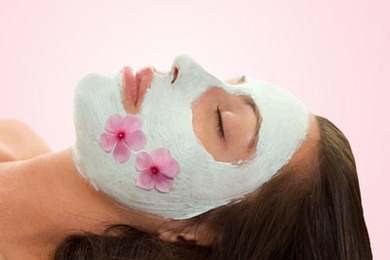 Organic Facials for Dry, Winter Skin
