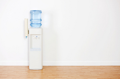 BPA-Free Bottled Water Delivery? Ask Annie