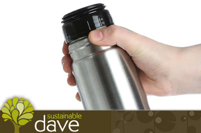 """How Do You Step Out of the """"Disposable"""" Coffee Cup Line? Just Say No"""