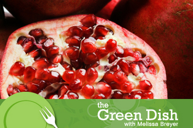 The Perfect Pomegranate