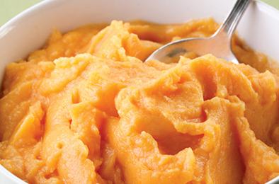 Yukon Gold and Sweet Potato Mash