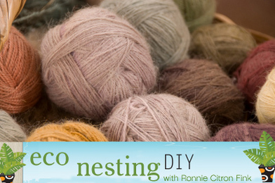 Knitting for the Nest: Saving the Planet One Stitch at a Time!