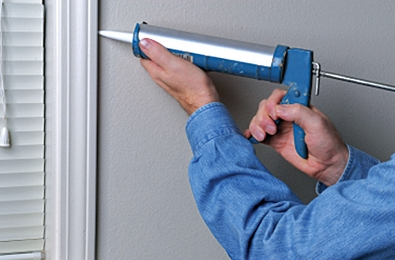 DIY: Window Caulking