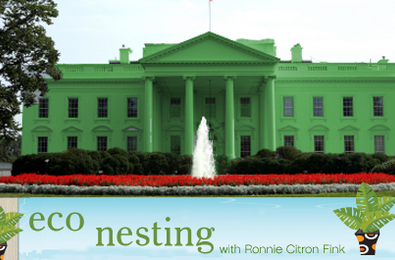 A Green White House?