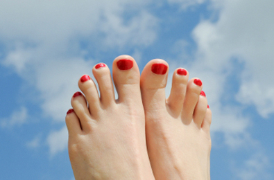 Treat Your Feet Naturally
