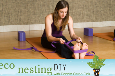 DIY Yoga Props for Home Practice