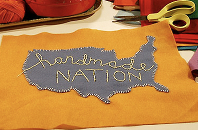 Handmade Nation: Win the Book!