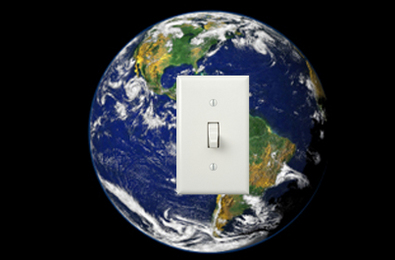 World Earth Hour: Vote with Your Lightswitch!