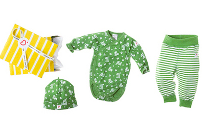 Win Organic Kids' Clothes!