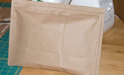 Recycle Grocery Bags Into Eco-Packaging