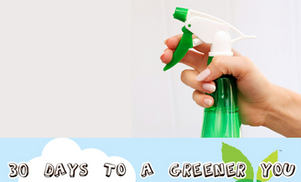 5 Simple Alternatives to Toxic Cleaning Products