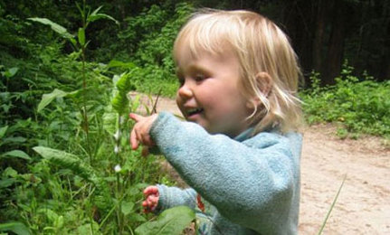Kids in the Wild…Nature Detectives