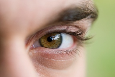Treating Dry, Red, or Puffy Eyes