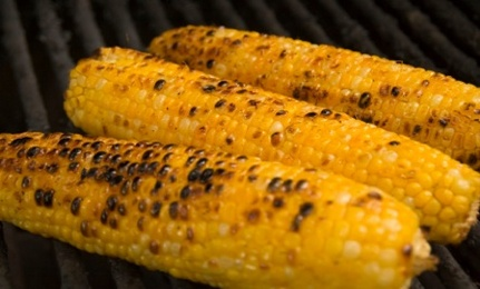 Lime & Chile Grilled Corn on the Cob