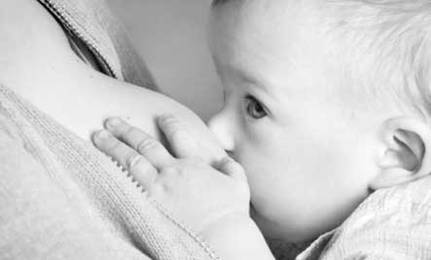Breastfeeding Mother Asked to Cover Up