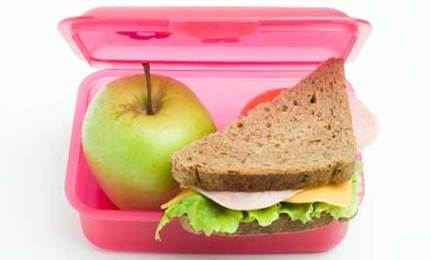 School Lunches: The Easy, Green and Healthy Way