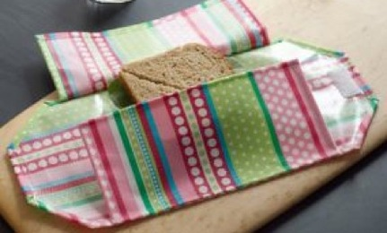 Teach Your Children Well: Make a Reusable Sandwich Wrap