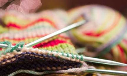 Knit Unto Others: Knitting For Charity