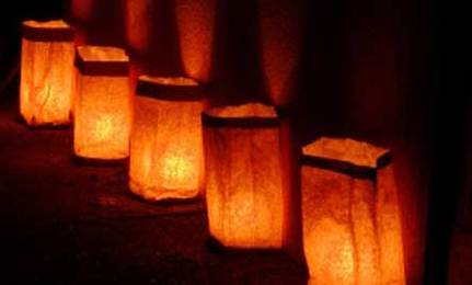 Make Your Halloween Safer with DIY Luminaries
