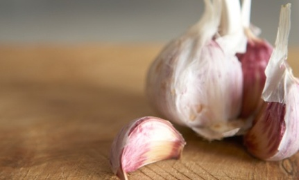 Cook with Garlic to Fight the Flu