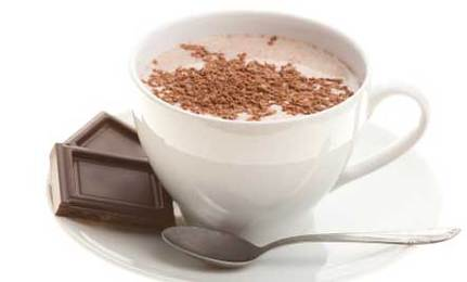 Aztec Aphrodisiac Hot Chocolate