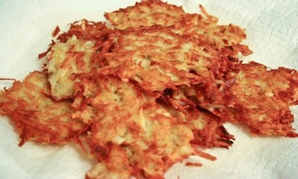 Celebrate Hanukkah With Delicious Potato Pancakes