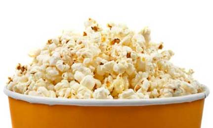 6 Healthier Alternatives to Movie Popcorn