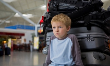 Hostile Skies with the Little Guys: Navigating Airline Security with Children