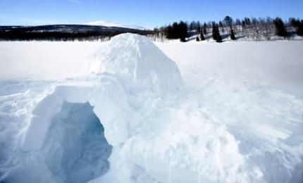 Fort Defiance: Building a Better Winter Attitude