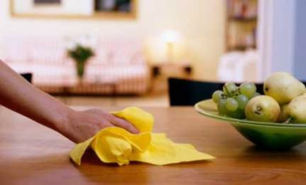 Cleanliness Is Next To…6 Basic Tasks To Do Everyday