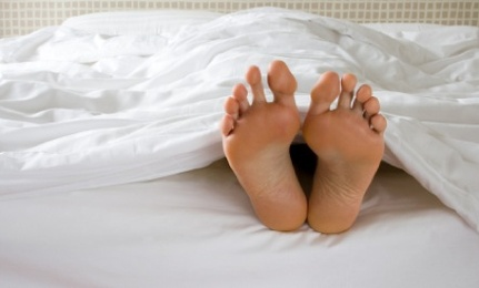 Masturbate in prone position consider