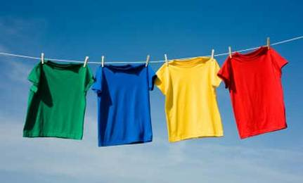 H is for Hang Dry