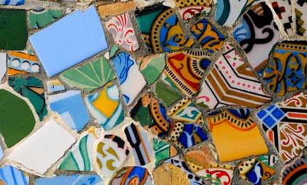 Recycled art eco mosaics 10 projects with video care2 healthy recycled art eco mosaics 10 projects with video sciox Image collections