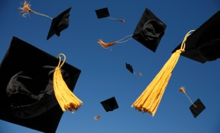 Graduation: Letting Go, Moving On